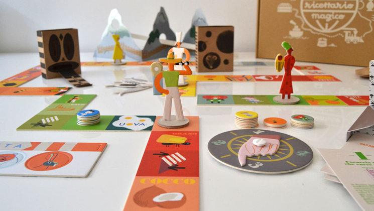 'El Recetario Mágico', un juego de mesa con mucho gusto - 2