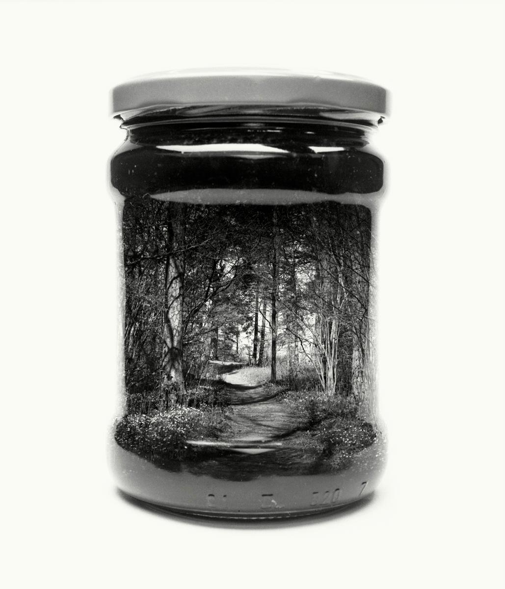 La colección de bellos paisajes guardados en un tarro de Christoffer Relander