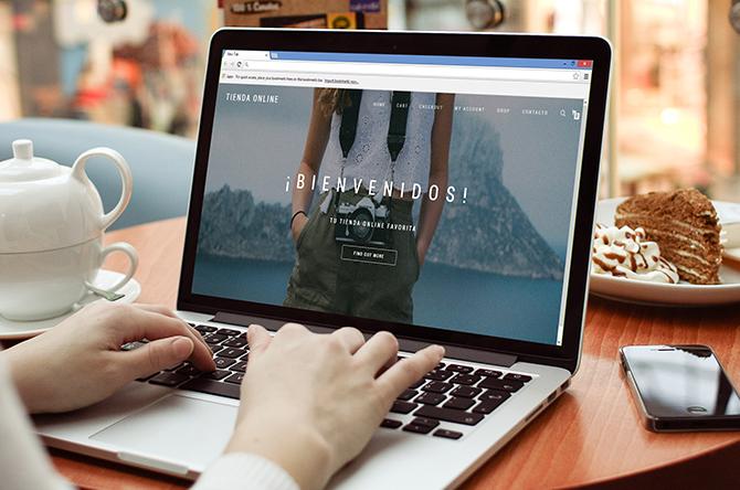 cómo diseñar páginas web con WordPress
