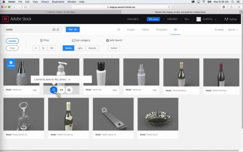 Project Felix, el nuevo programa de Adobe para la creación de gráficos 3D - 2
