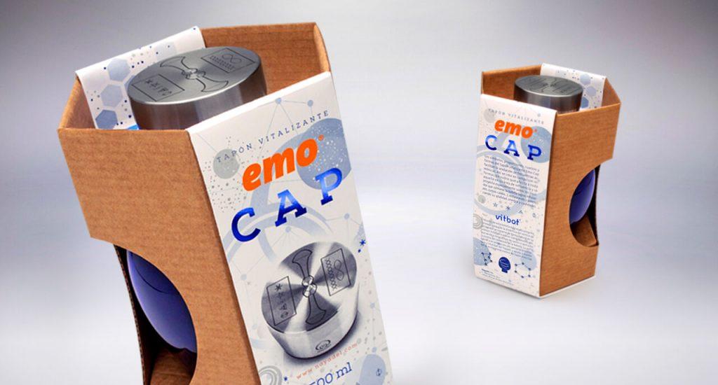 ¿Cómo diseñarías el packging para un tapón que revitaliza el agua? Esta es la propuesta de Vibranding - 4