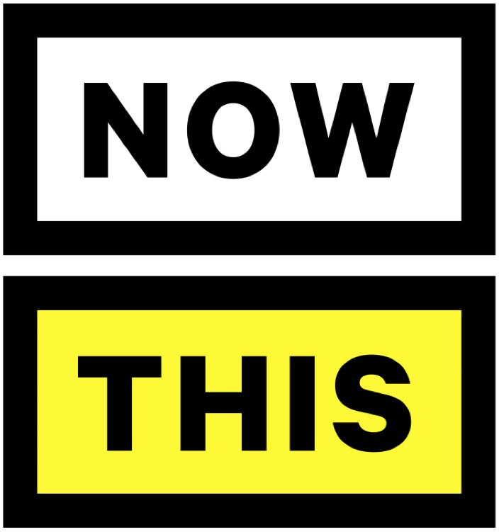 Nueva identidad para NowThis News, por Work-Orders - 1