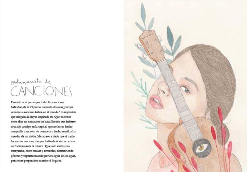 Anatomías íntimas - Carlos Sadness - Chica y guitarra1