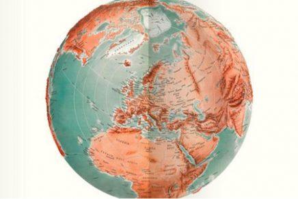 La cartografía del siglo XX, protagonista de una exposición en Londres