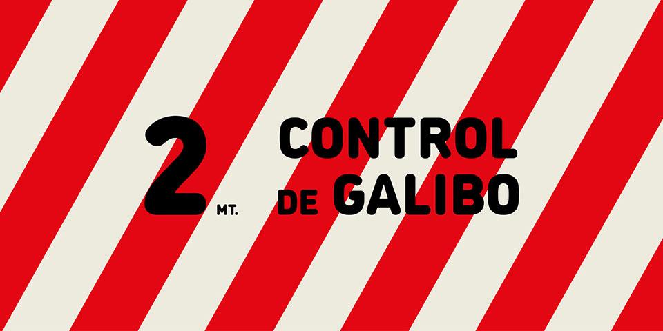 DINosaur Control galibo - Tipografía Josema Urós1
