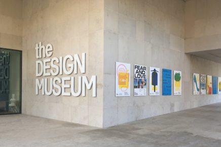 «Hacer el rediseño de la imagen del Museo del Diseño de Londres ha sido un sueño», Fernando Gutiérrez