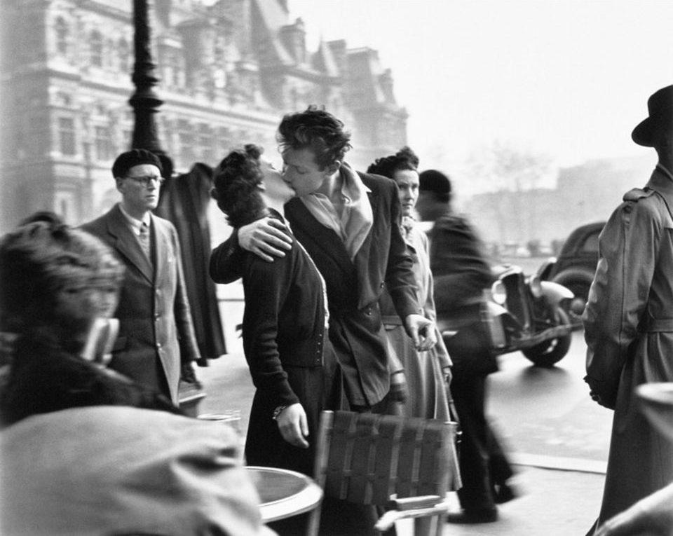 La belleza de lo cotidiano, exposición de Robert Doisneau1