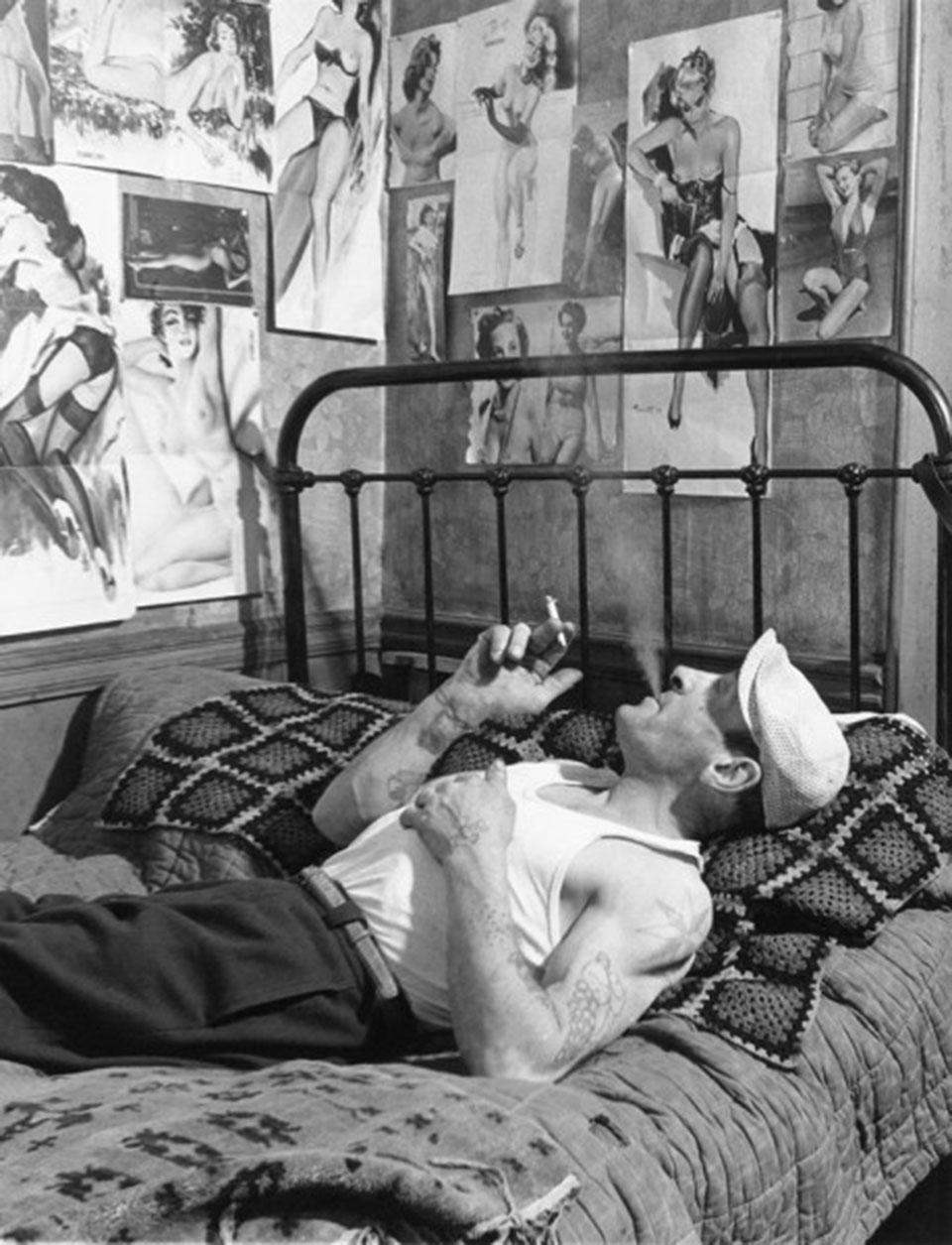 Criaturas de ensueño, Paris 19521