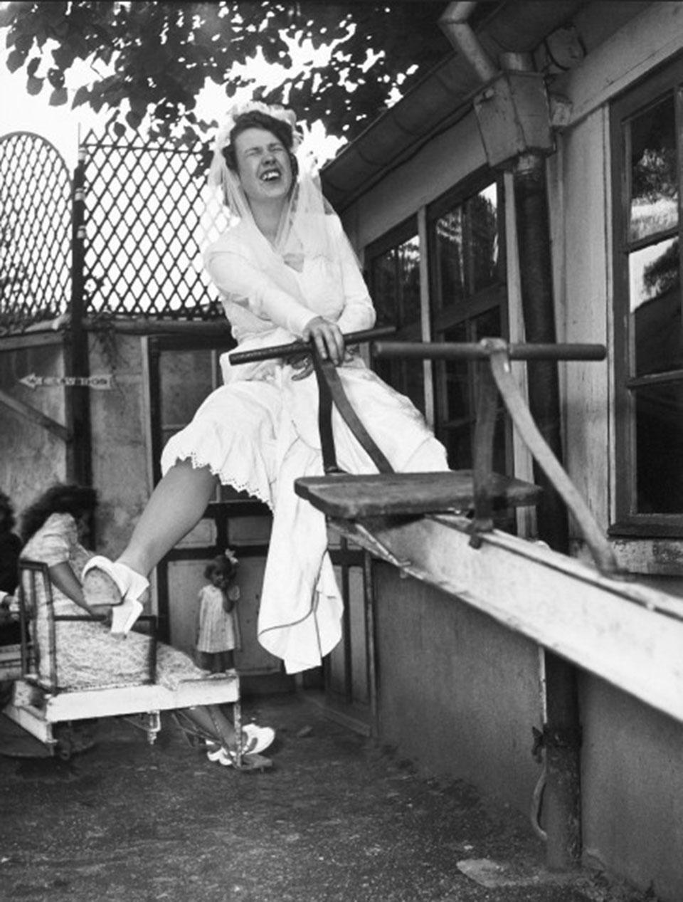 La novia en chez Gégène, 19461