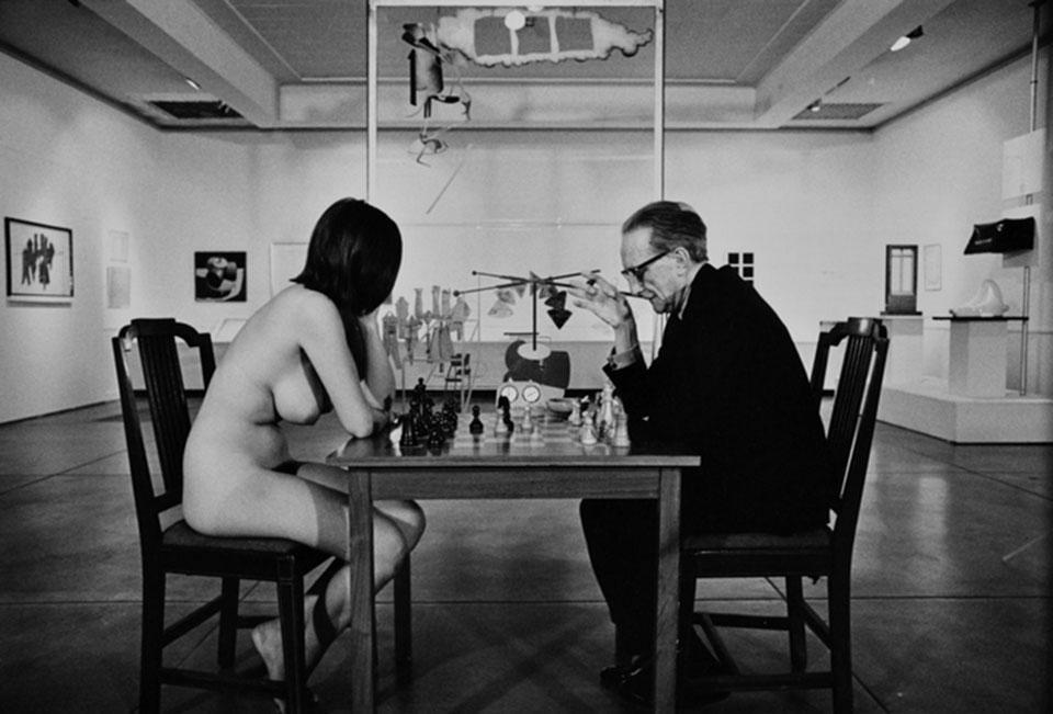 Fin de partida Duchamp1