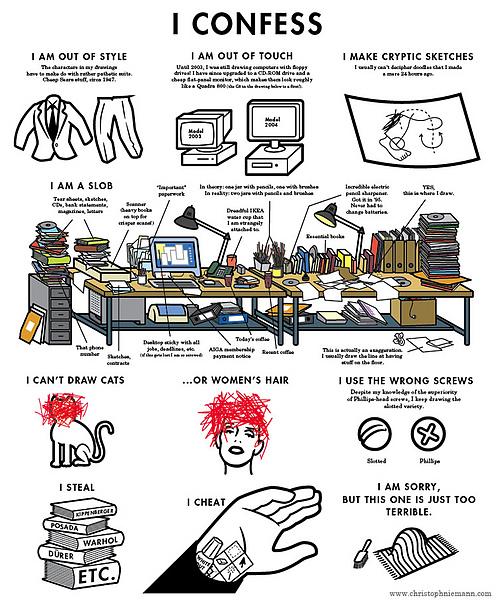 Christoph Niemann, la imaginación más divertida hecha ilustración - 13
