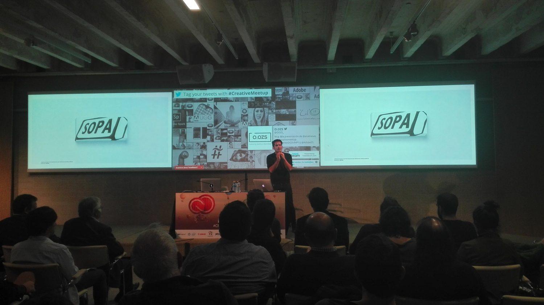 Adobe Creative Meetup Madrid - 3