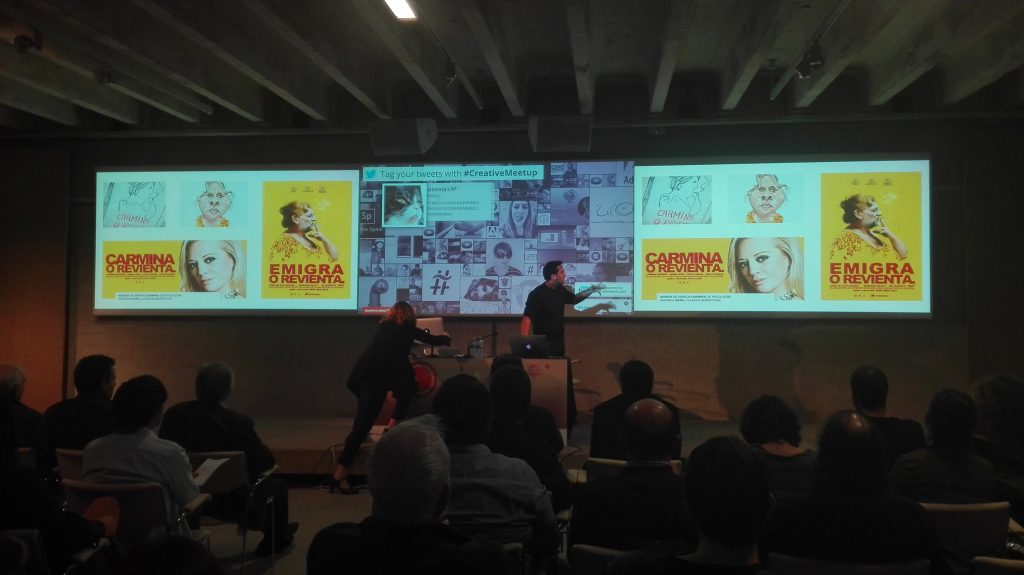 Adobe Creative Meetup Madrid - 4