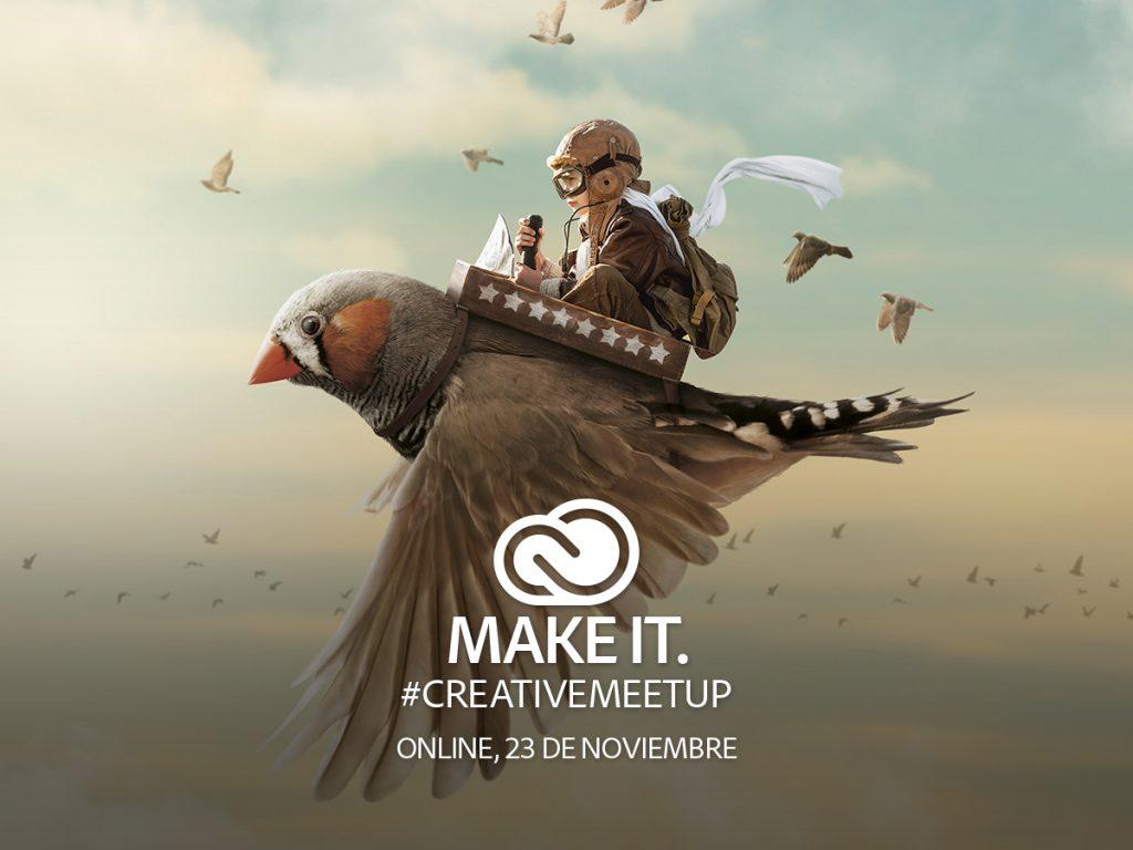 Gana una suscripción a Adobe Creative Cloud gratuita