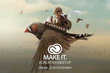 Gana una suscripción a Adobe Creative Cloud gratuita por un año y más sorpresas con el concurso #CreativeMeetup