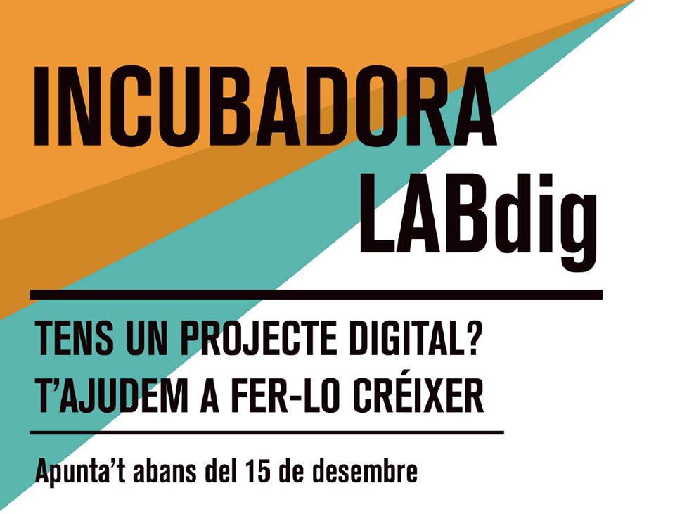 Incubadora LABdig - Cartel promo1