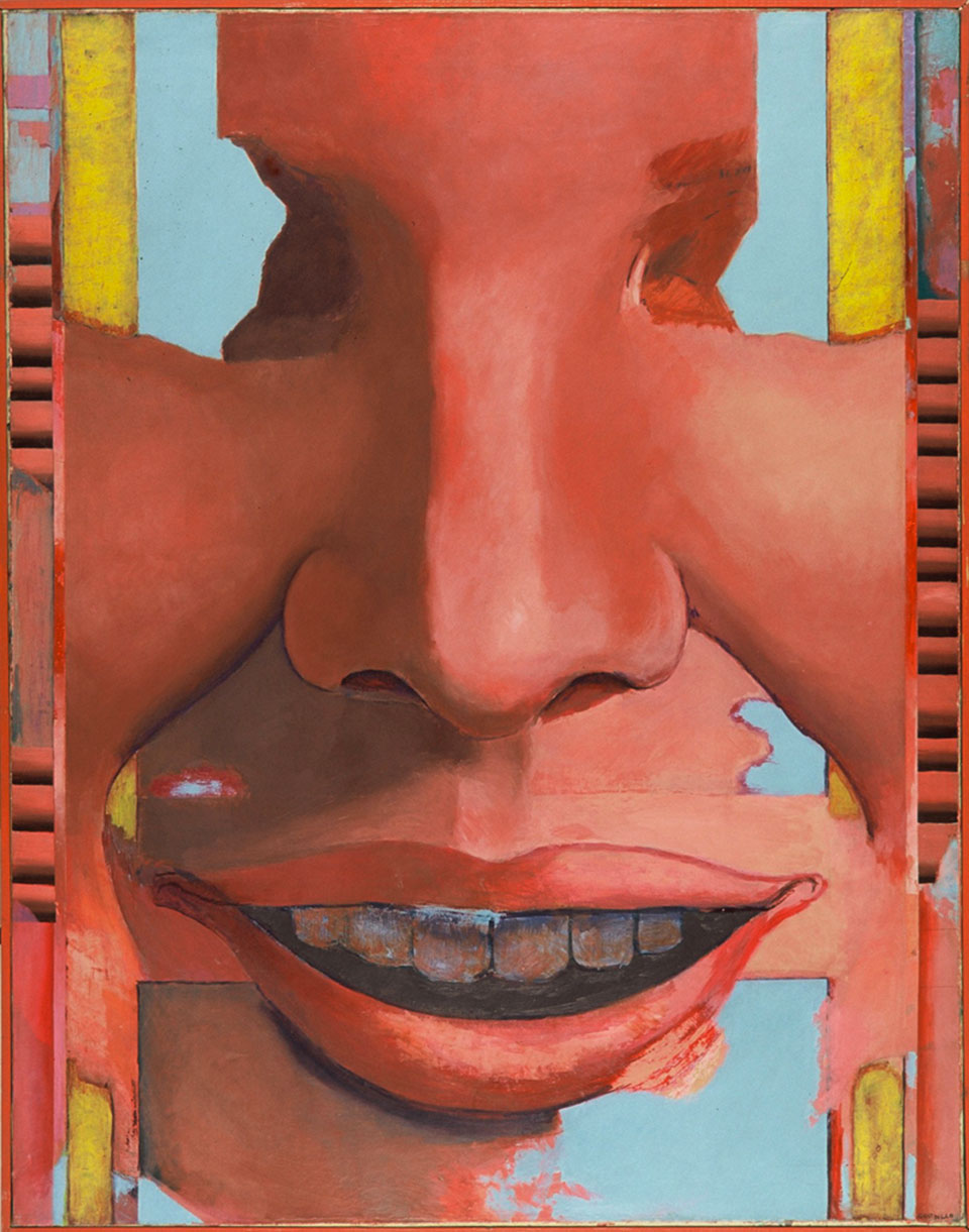 Cuarto cuadro de Luis Gordillo1