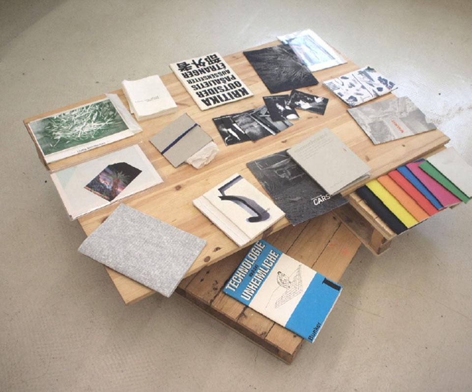 Exposición de edición gráfica - Papelcontinuo