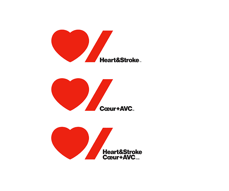 Paula Scher redisena la identidad de Heart and Stroke Foundation-3