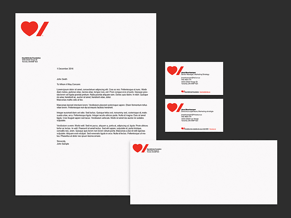 Paula Scher redisena la identidad de Heart and Stroke Foundation-4