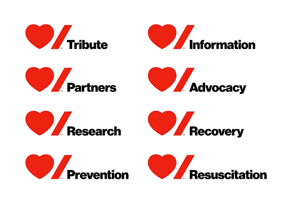 Paula Scher redisena la identidad de Heart and Stroke Foundation-5