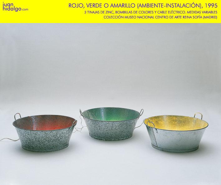 Juan Hidalgo, Premio Nacional de Artes Plásticas 2016 - 1