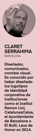 Claret Serrahima perfil