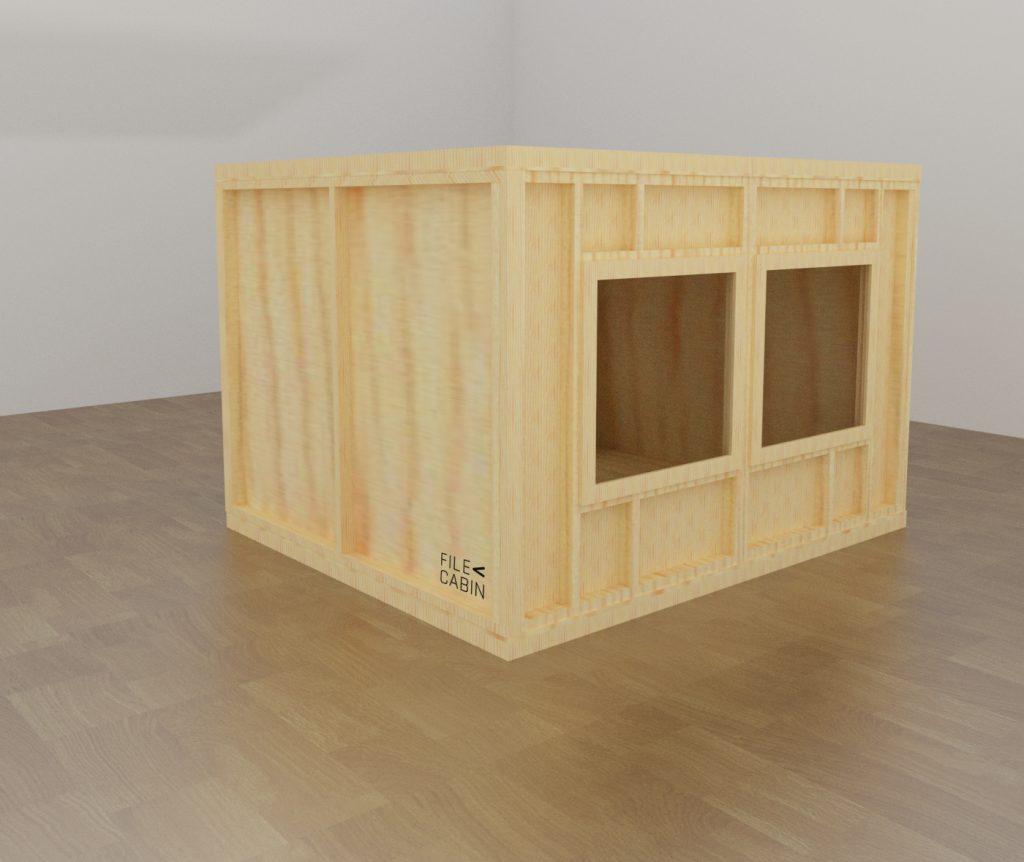 Si crees saber qué es una visita virtual a un museo, deberías experimentar File Cabin - 5