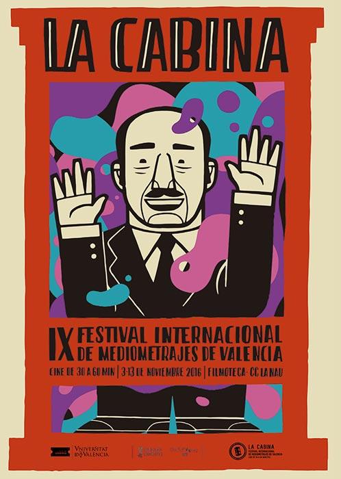 La Cabina, el Festival Internacional de Mediometrajes de Valencia.