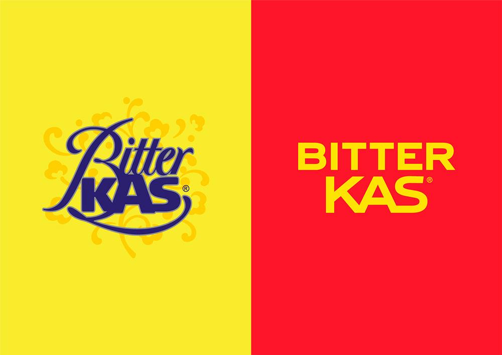 rediseño de Bitter Kas