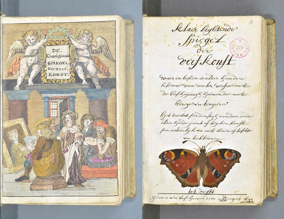 El 'bisabuelo' de la carta Pantone: el tratado de color de A. Boogert - 4