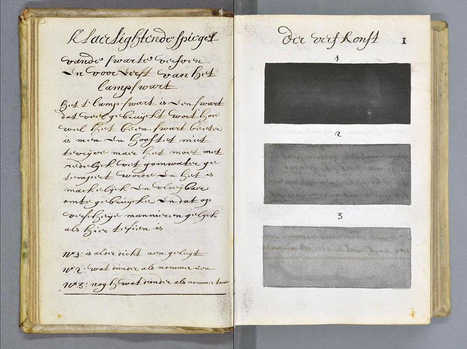 El 'bisabuelo' de la carta Pantone: el tratado de color de A. Boogert - 3