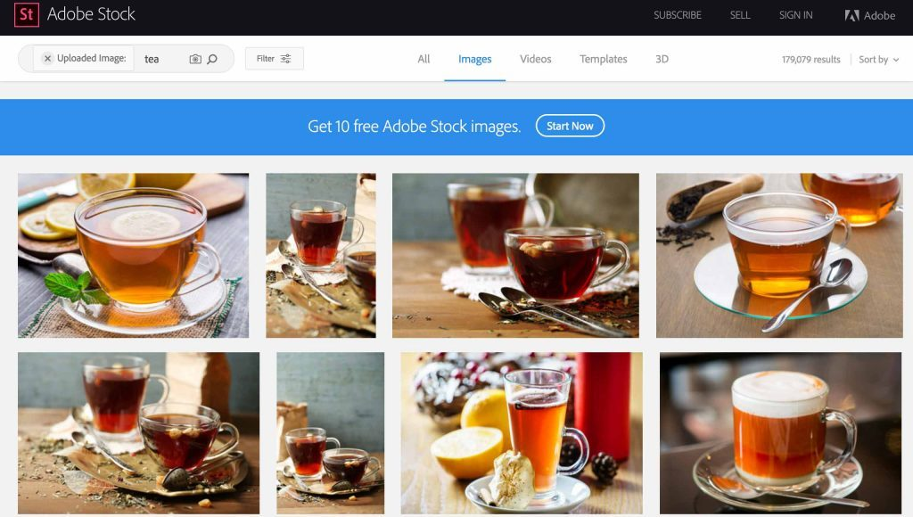 Adobe Stock lanza mejoras importantes dedicadas a facilitar el trabajo del creativo - 3