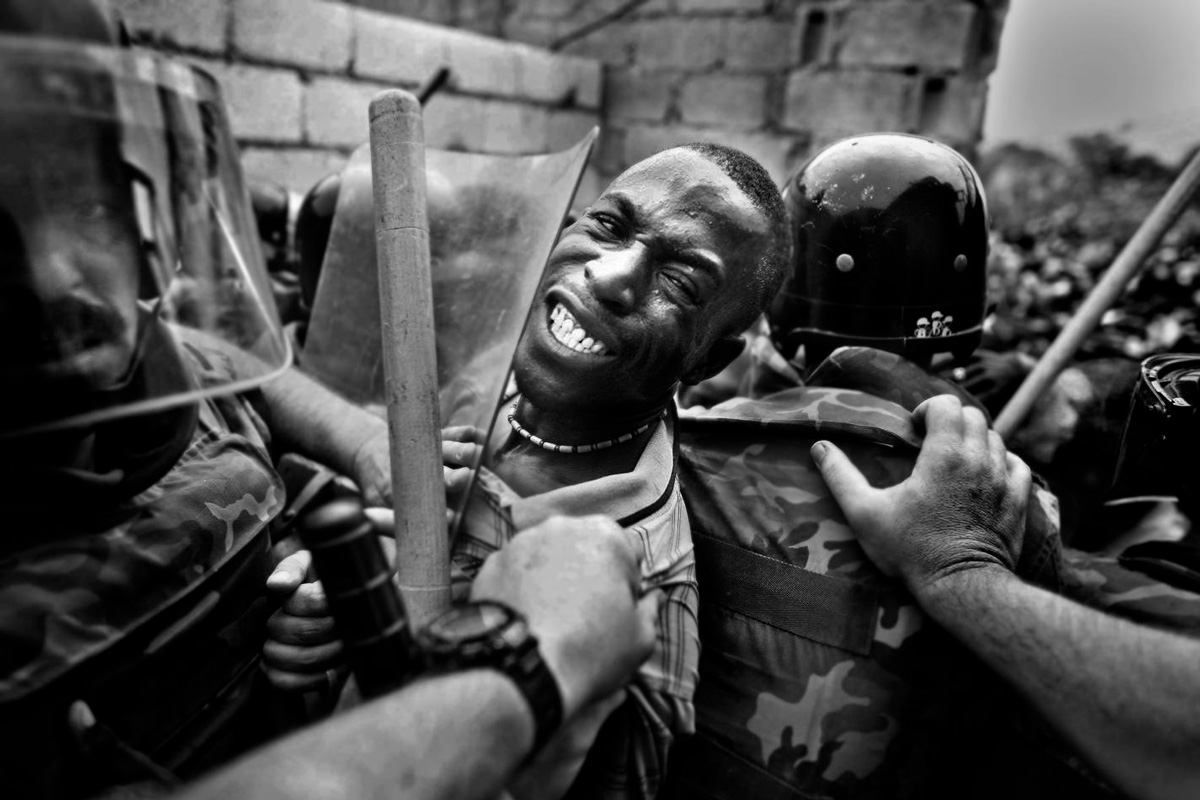 Moises Saman, World Press Photo 2007