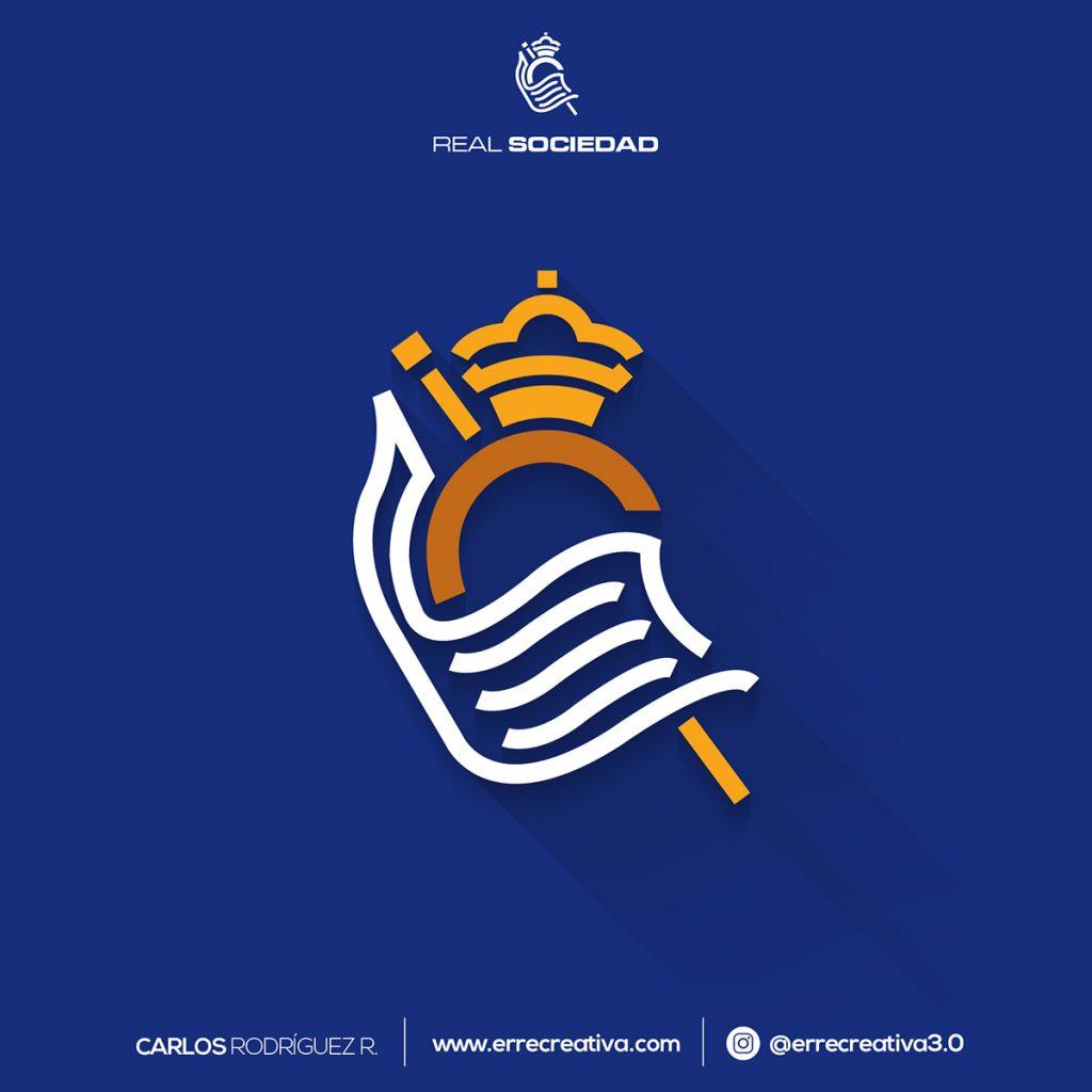 ¿Qué pasaría si los escudos de La Liga se diseñaran en flat design? - 6