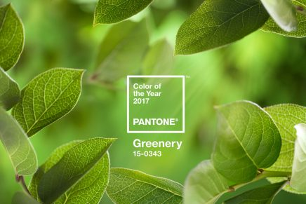 Greenery, el color Pantone que marcará las tendencias en 2017