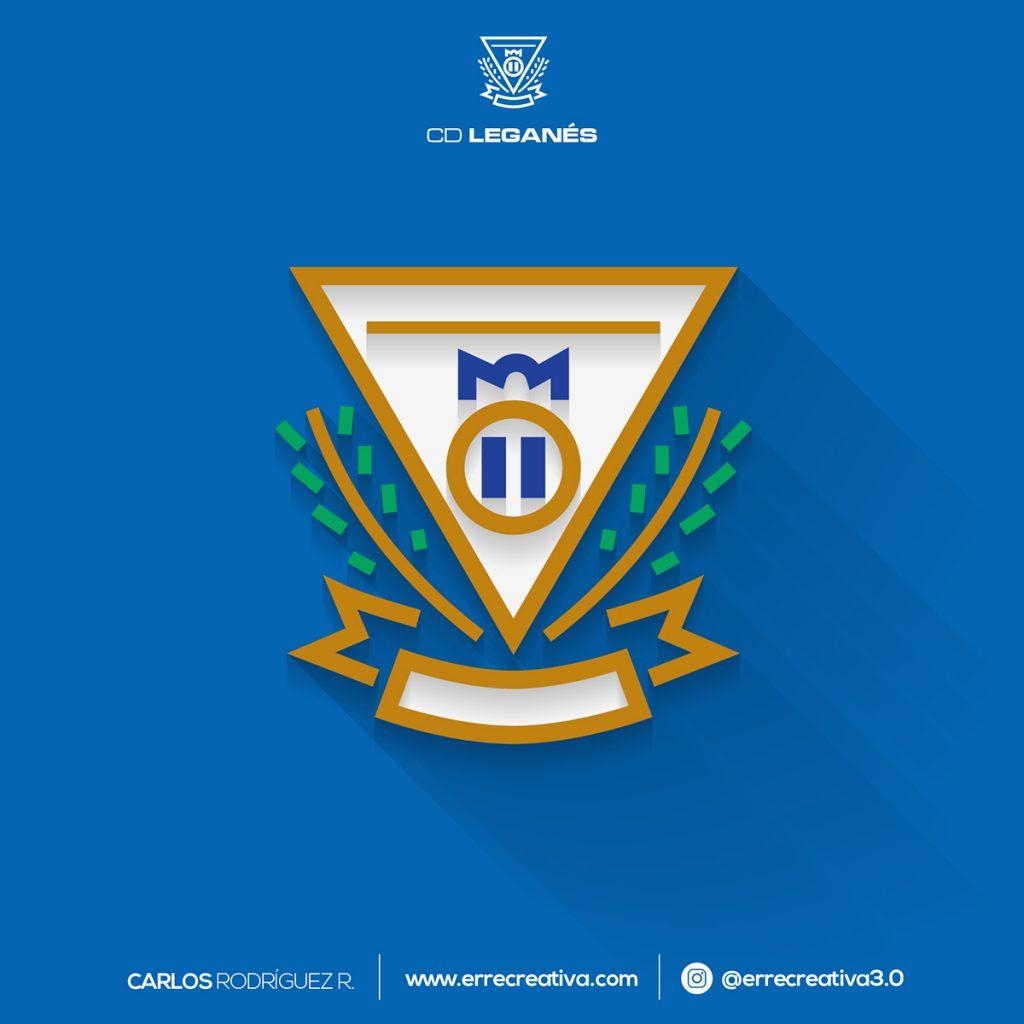 ¿Qué pasaría si los escudos de La Liga se diseñaran en flat design? - 10