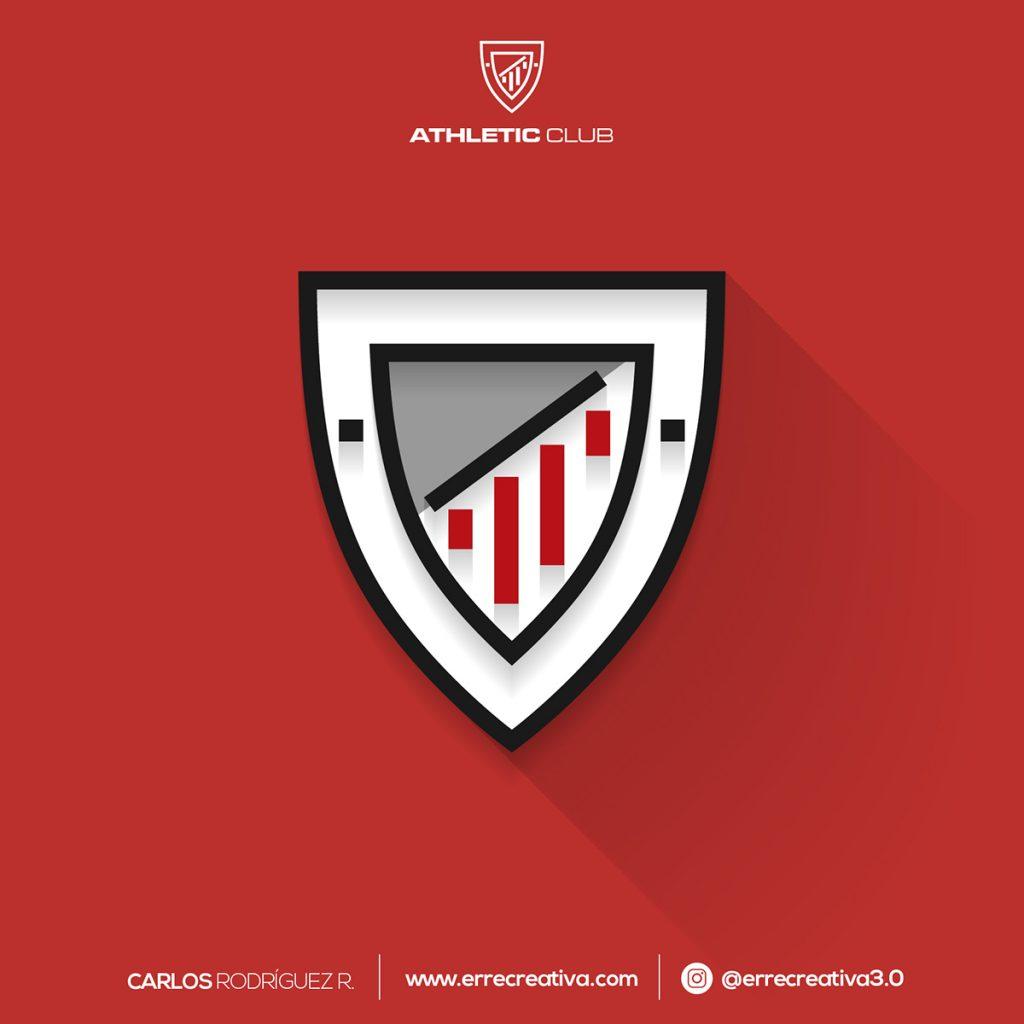 escudos de La Liga se diseñaran en flat design? - 20