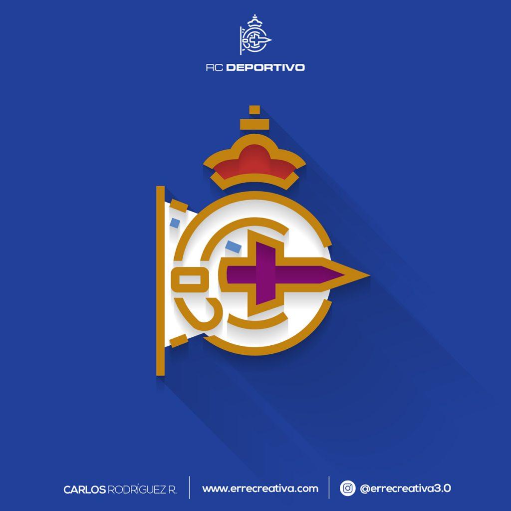 ¿Qué pasaría si los escudos de La Liga se diseñaran en flat design? - 15