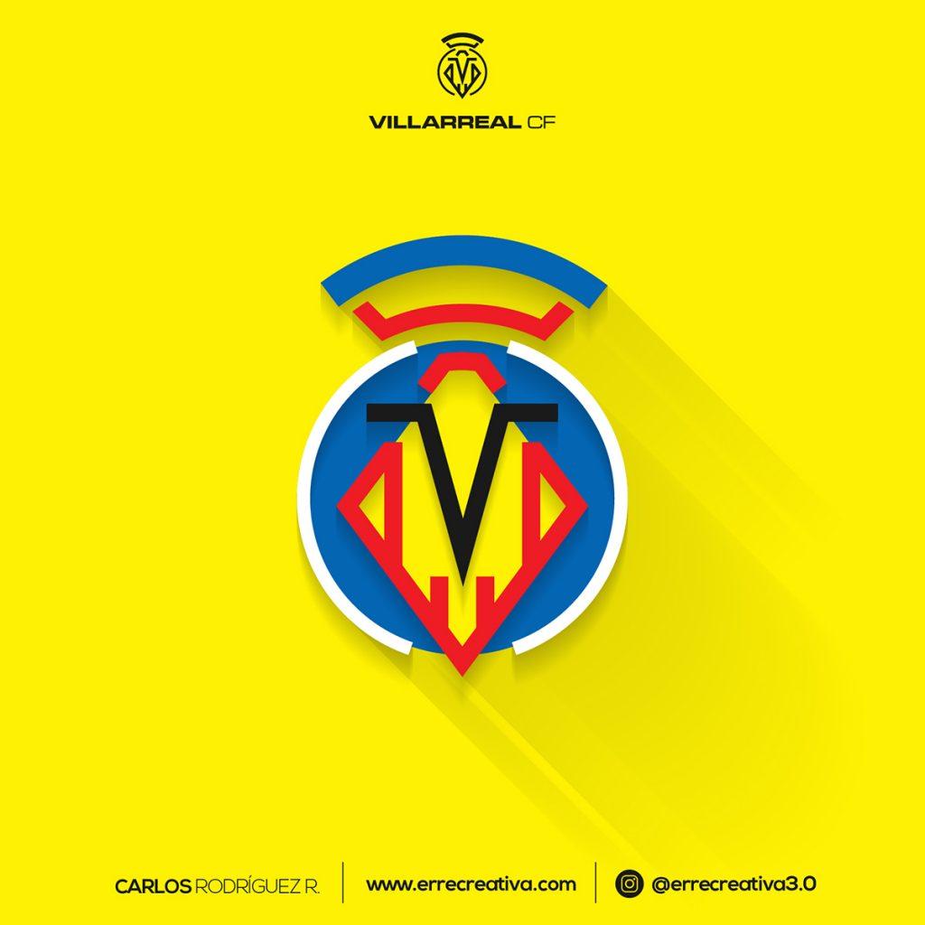¿Qué pasaría si los escudos de La Liga se diseñaran en flat design? - 2