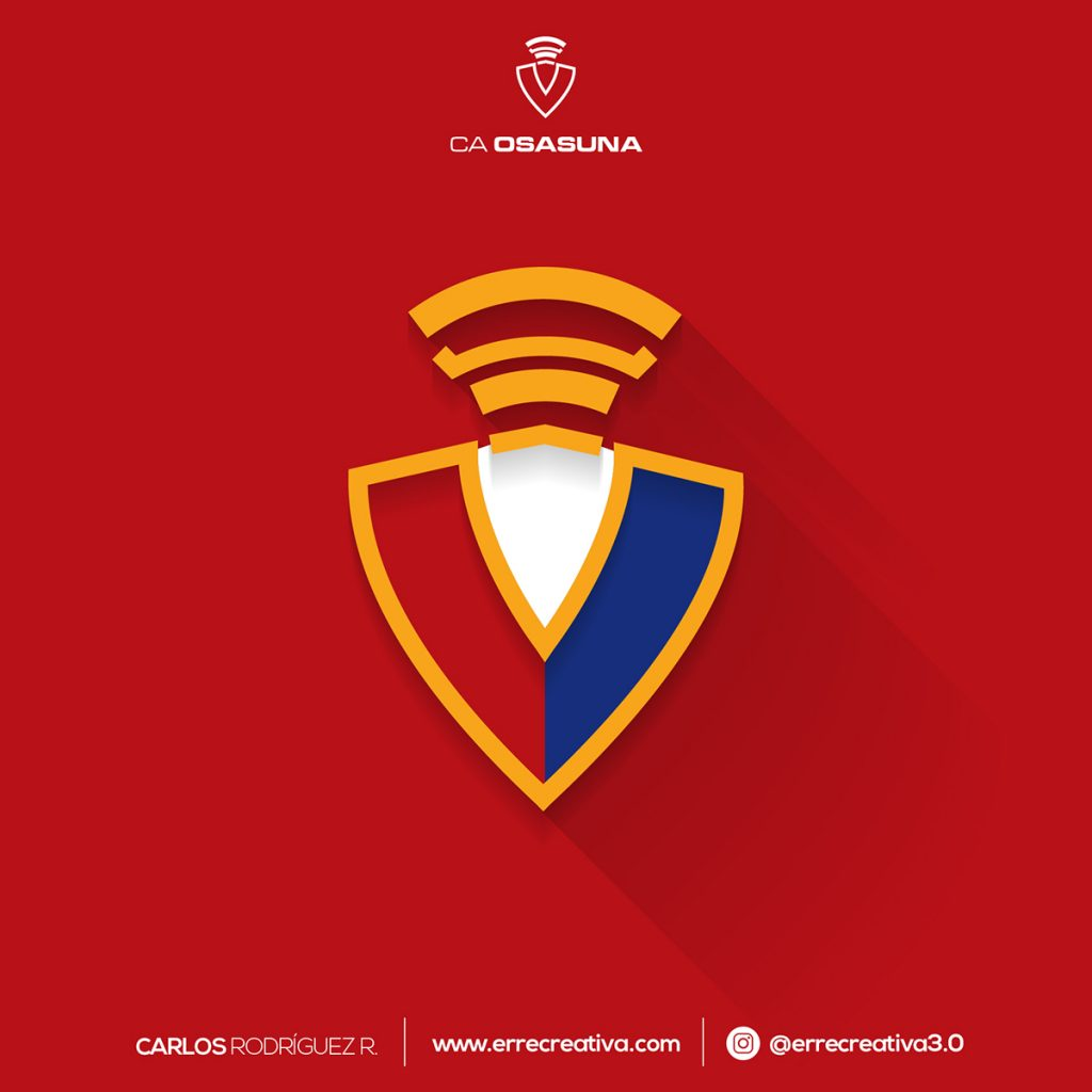 ¿Qué pasaría si los escudos de La Liga se diseñaran en flat design? - 8