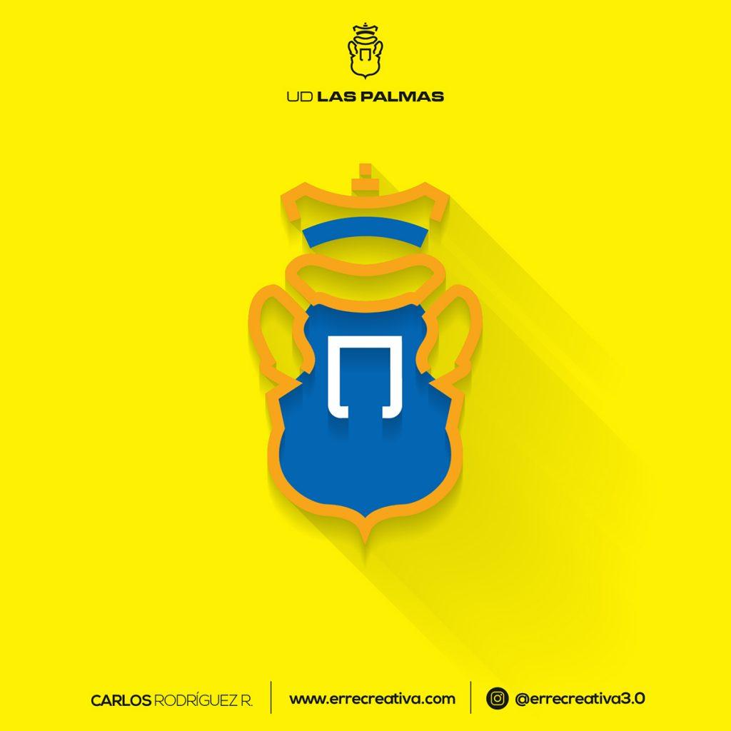 ¿Qué pasaría si los escudos de La Liga se diseñaran en flat design? - 11