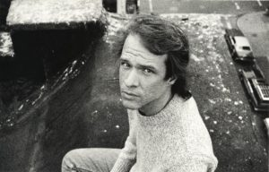 Fotografía de Arthur Russel en la exposición de Tactelgraphics