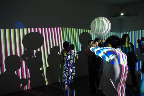 Exposición de Carlos Cruz-Díez
