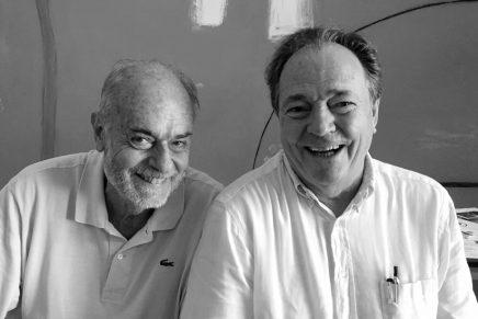 «Los fundadores de Eina fueron 26 profesores dimisionarios de Elisava», Enric Steegmann & Pep Alemany