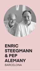 «Los fundadores de Eina fueron 26 profesores dimisionarios de Elisava», Enric Steegmann & Pep Alemany - perfil