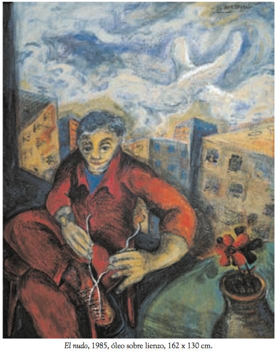 Fallece El Hortelano, el pintor de la Movida Madrileña - 11