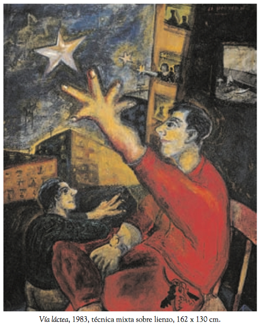 Fallece El Hortelano, el pintor de la Movida Madrileña - 4