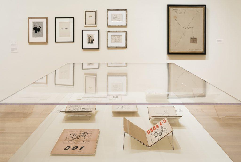 Muestra de la exposición de Francis Picabia en el MoMa