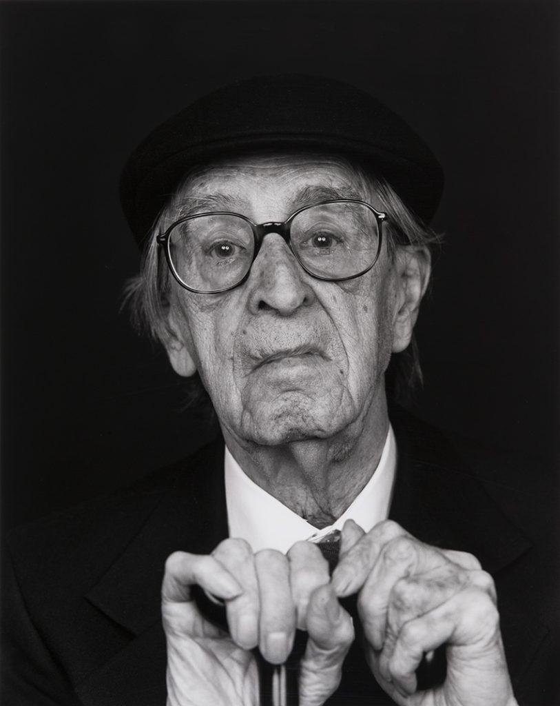 Retrato de Eugenio Granell por Humberto Rivas